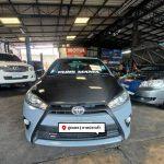 Toyota_Yaris_ไฟABSโชว์หน้าปัทม์_หมายถึงประสิทธิภาพให้การเบรคลดลง ความปลอดภัยในการใช้งานลดลง